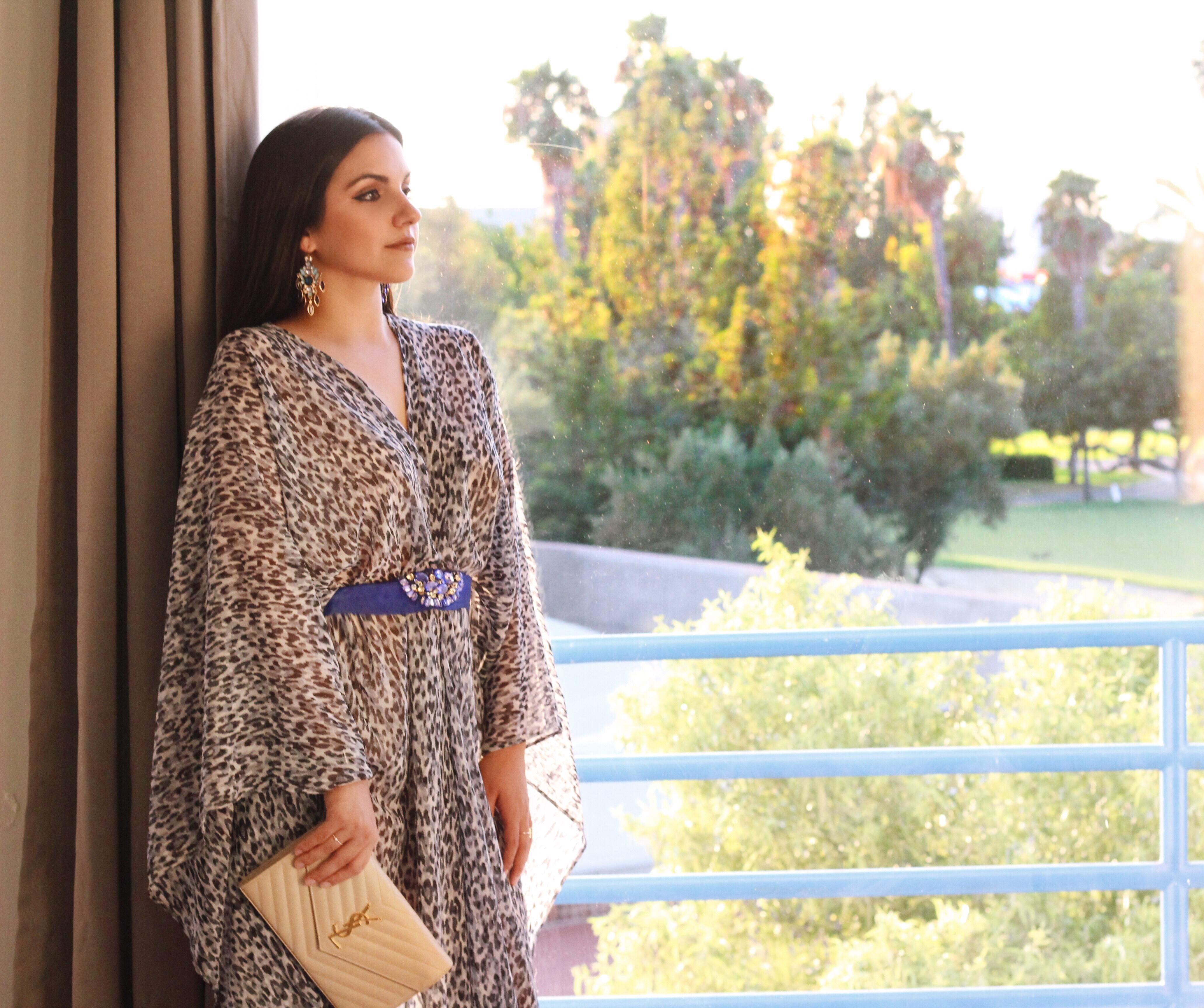 Mexican Fashion Designer Elia Covarrubias